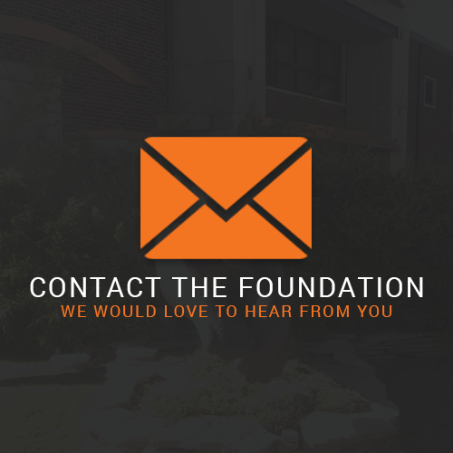 Contact the Foundation