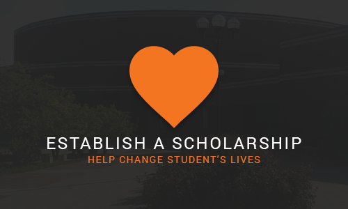 Establish a scholarship through the Cowley Foundation