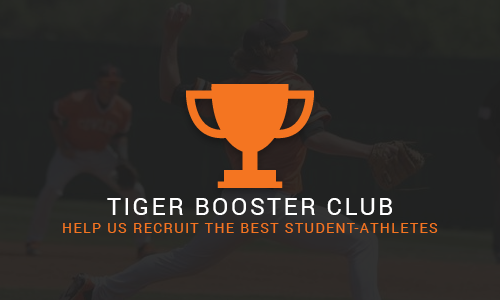 The Tiger Booster Club helps us recruit the best student athletes