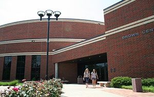 Brown Center for the Cultural Arts at Cowley College