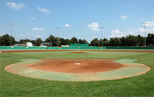 Cowley College Baseball Field