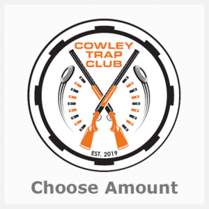 Cowley Trap Club choose your donation