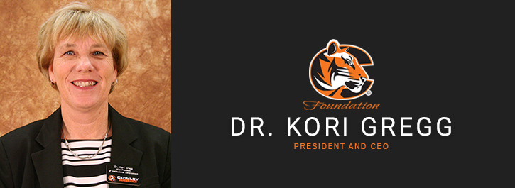 Kori A. Gregg Ph.D, CFRE | President and CEO
